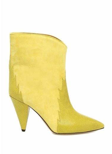 Etoile Isabel Marant Bot Sarı